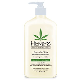 Hempz Sensitive Skin Lotion